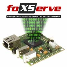 foxserve upgrade